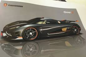 koenigsegg one 1 koenigsegg one 1 to become world s quickest fastest car