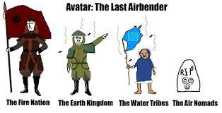 Avatar Memes - avatar flag bearers