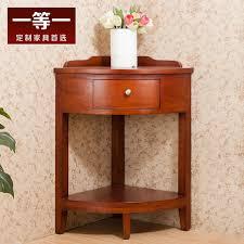 Solid Wood Corner Desk First Class High End Solid Wood Furniture Corner Desk Corner
