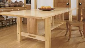 stickley dining room furniture gustav stickley finewoodworking