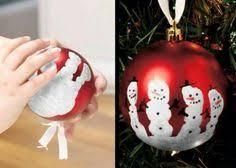 Christmas Craft Ideas Baubles