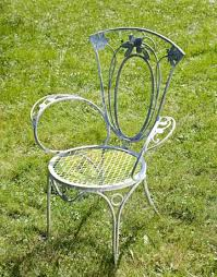 lovable rod iron chairs with wrought iron outdoor furniture