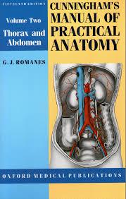 Human Anatomy Pdf Books Free Download Ebook Cunningham U0027s Manual Of Practical Anatomy Volume 2 By D J