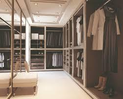 modern luxury walk in closet house design ideas