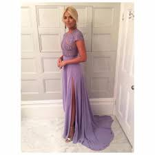 Uk Flag Dress Pride Of Britain Awards 2017 Holly Willoughby Stuns In Lilac Gown