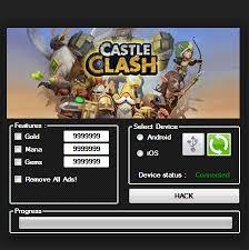 game castle clash mod apk castle clash rise of beasts gold mana gems mod hackingapp xyz