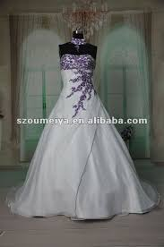 wedding dresses with purple detail ideas about black wedding dress with purple ribbon wedding ideas