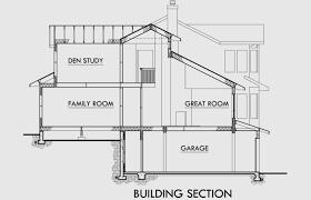 sloping lot house plans sloping lot house plans daylight basement luxury w walkout basements