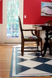 Painted Wood Floor Ideas 15 Gorgeous Painted Floors Ideas For Every Type Of Flooring
