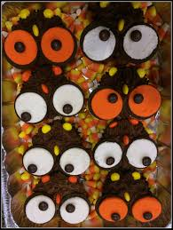 chocolate owl cupcakes sugar and spice