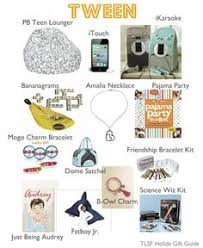 gift guide gifts for tweens gift