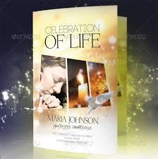 30 funeral program brochure templates u2013 free word psd pdf