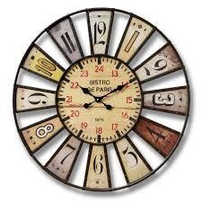 terrific large metal wall clocks large metal wall clocks design