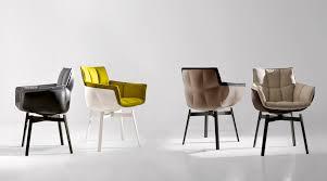 Esszimmerstuhl Henning Weißes Leder Esszimmer Stühle Modern Möbelideen