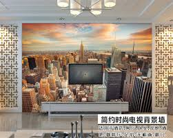beibehang 3d wallpaper home decoration sofa living room custom beibehang 3d wallpaper home decoration sofa living room custom wallpaper city scenery retro photo wall murals wallpaper in wallpapers from home improvement