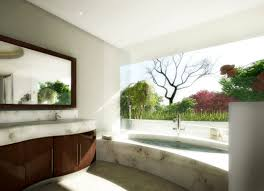 bathroom design ideas with nuance of nature