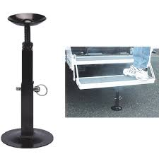 does your rv rock when someone enters the door rv step stabilizer