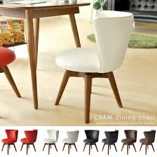 Leather Swivel Dining Chairs Picturesque Swivel Dining Chairs Of Air Rhizome Rakuten Global