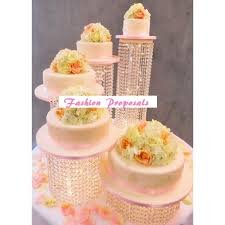 acrylic cake stands wedding acrylic cake stand tower 4 tiers with a