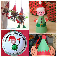 Christmas Crafts To Do With Toddlers - elf crafts for kids to make at christmas christmas elf crafts