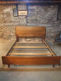 American Of Martinsville Bedroom Furniture Mid Century Chicago American Of Martinsville Walnut Bed