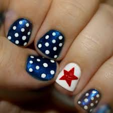 easy 4th of july nail designs so easy you will freak out then go