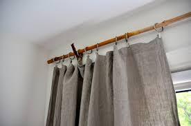 Curtain And Rod 16 Creative Diy Curtain Rods Ideas