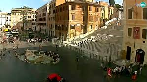 spanische treppe in rom live rom livestream spanische treppe piazza di spagna