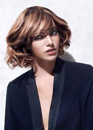 Bob Frisuren Gestuft 2017 by Bob Frisur Haare Mit Highlights Bilder Madame De