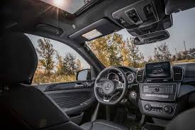 2017 mercedes benz gle class reviews and rating motor trend