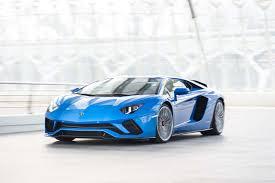 blue camo lamborghini 2018 lamborghini aventador s first drive review