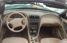 2001 Mustang Custom Interior Image Gallery 2001 Mustang Interior