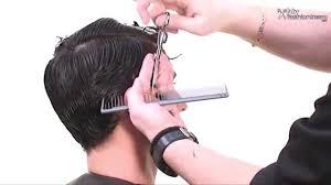 mens haircuts step by step basic 1 men haircut step by step youtube