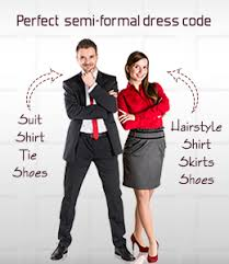 semi formal dress code for men and women you always wished to know