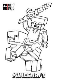 minecraft coloring pages unicorn ausmalbilder minecraft enderman mindcraft pinterest craft