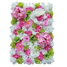 wedding arches supplies 60x40 cm artificial flower wall background wedding props supplies