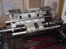 intake manifold machining