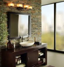 bathroom ideas frameless bathroom wall mirrors with single sink