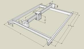 Free Diy Router Table Plans by 3 Axis Cnc Router 60