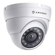 amcrest prohd outdoor 1080p poe dome ip security camera ip67