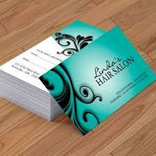 Business Cards Hair Stylist Fully Customizable Hair Stylist Business Cards Created By