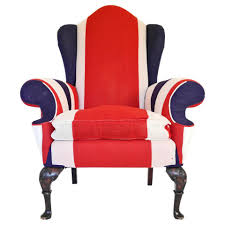 The Grand Union Flag Union Jack Chair U2013 A Modern Grand Tour