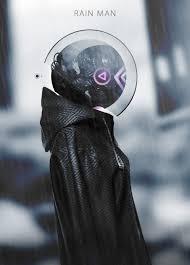 Rain Main - artstation rain main shura j posthuman cyborg robot