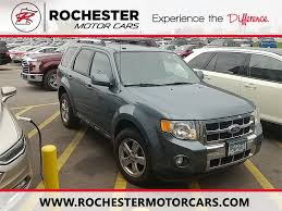 Ford Escape Limited - 2011 ford expedition el xlt n rochester mn 20965441