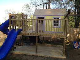 Diy Backyard Swing Set Ana White Hayden And Tanner U0027s Play Fort Swing Set Diy Projects