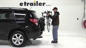 toyota rav4 spare tire thule spare me spare tire mount bike rack review 2009 toyota