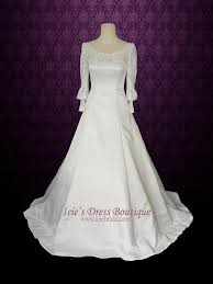 long sleeve modest wedding dress home design health support us