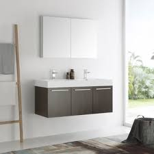 kubebath tucci 48 inch double sink bathroom vanity free shipping