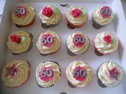 60th birthday cupcake decorations image inspiration of cake and