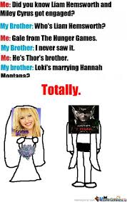 Hannah Montana Memes - rmx loki s marrying hannah montana by guesswho meme center